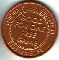 Pirate's Cove Adventure Golf Free Game Gold Token Reverse