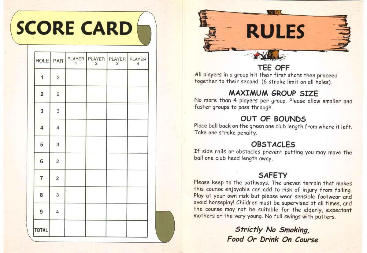 golf scorecard template quotes Quotes